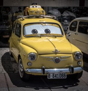 louer une voiture à un jeune conducteur